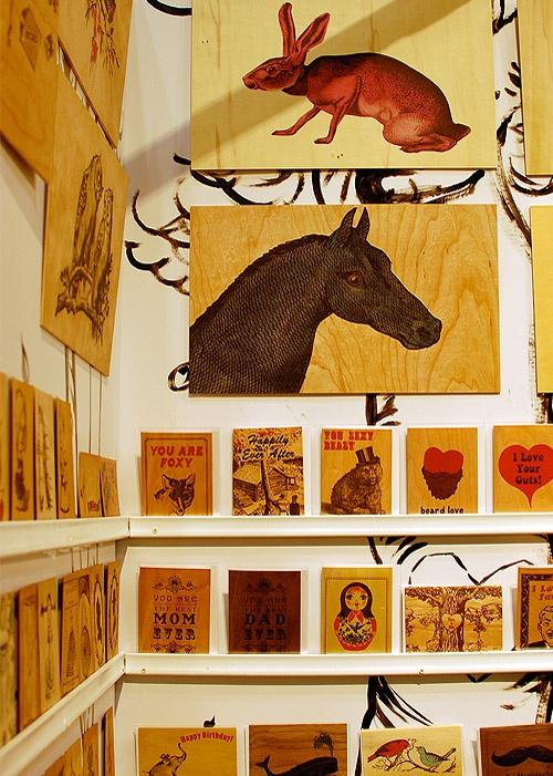 Need this! #woodpostcards #horse #rabbit #wallhangings: Girls, Animal Art, Horse Rabbit, Illustration, Display, Woodpostcards Horse