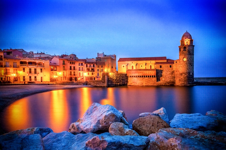 Collioure a place to visit !!