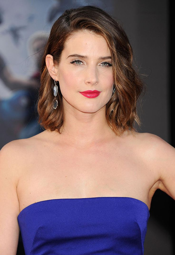 Cobie Smulders Opens Up About Battle with Ovarian Cancer. For more information about this disease, visit ovarian.org.