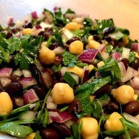 彩り鮮やか豆サラダ! by bklynmama [クックパッド] 簡単おいしいみんなのレシピが273万品