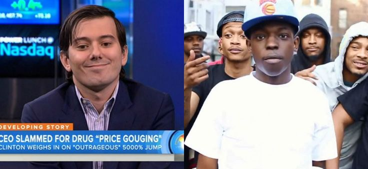Pharma CEO That Bought Wu Album, Wanted to Post Bobby Shmurda's Bail, Arrested by Feds