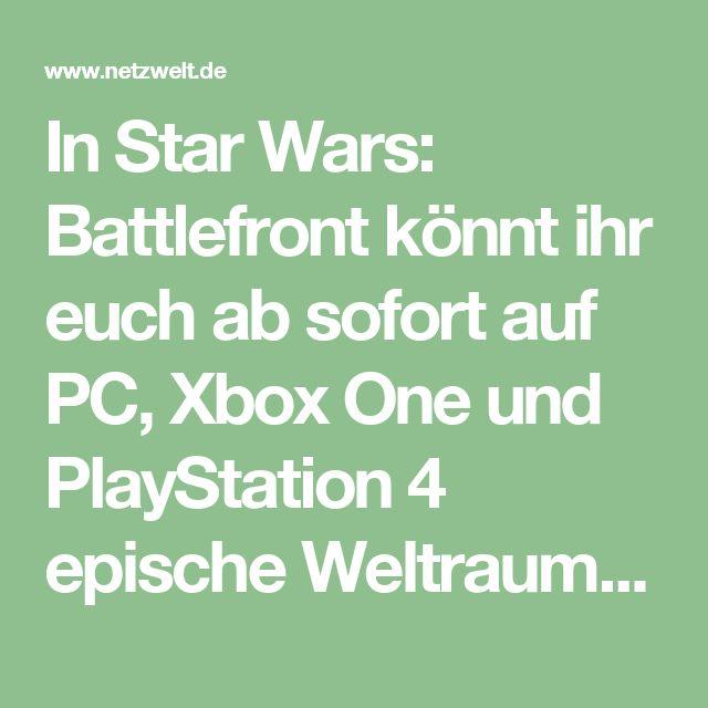"""In Star Wars: Battlefront könnt ihr euch ab sofort auf PC, Xbox One und PlayStation 4 epische Weltraumschlachten im Star Wars-Universum liefern. Doch das läuft nicht überall fehlerfrei. Wir präsentieren euch Lösungen für die häufigsten Star Wars Battlefront-Probleme.  -10  Kein Bild außerhalb der Höhlen auf der Map """"Eishöhlen""""  Verlasst ihr auf der Map """"Eishöhlen"""" dieselbigen so ist nichts mehr zu erkennen. Der Bildschirm wird schwarz.  Dieser Fehler tritt vor allem bei AMD-Grafikkarten…"""
