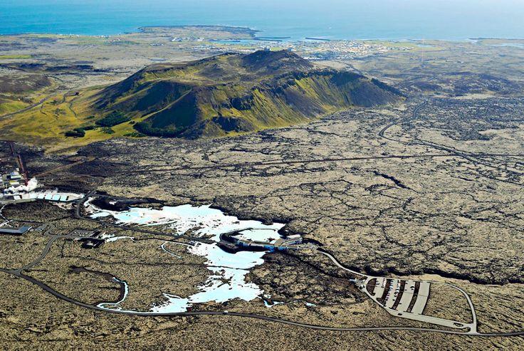 Transfer flyplass - Den blå lagune - Reykjavik, Island - Reykjavik| Vulkanreiser.no