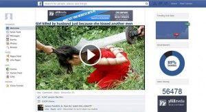 Fake videos spread Malware and viruses.