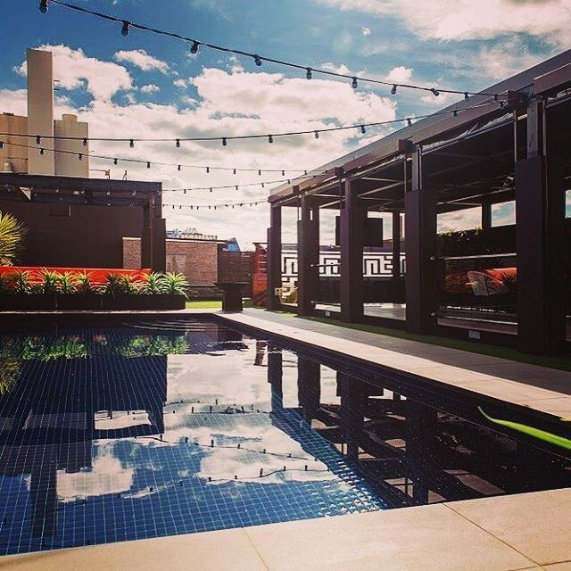 The Pool Deck at #Rydges on Swanston is one of #Melbourne's coolest outdoor venue spaces. See more: http://ift.tt/2xQLIdU