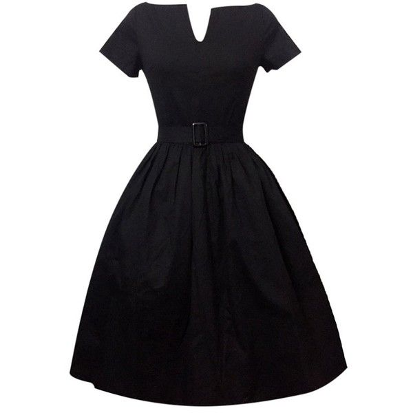 Plus Size Pleated A Line Vintage Dress ($26) ❤ liked on Polyvore featuring dresses, plus size pleated dress, a line dress, a line shape dress, women's plus size dresses and a line silhouette dress