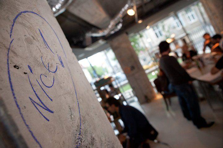 Nice People@ Institute, The Cafe www.facebook.com/Institute.ro