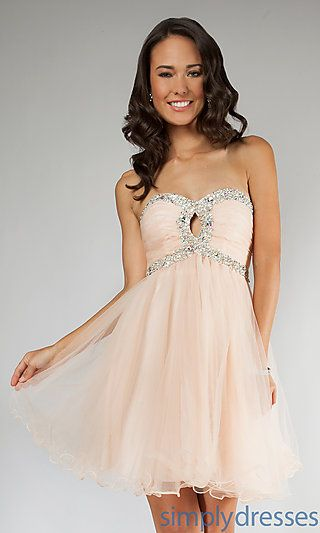 1000  ideas about Strapless Prom Dresses on Pinterest - Grad ...