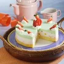PUDING MELON ORANGE http://www.sajiansedap.com/mobile/detail/14805/puding-melon-orange