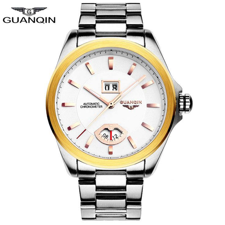 GUANQIN Brand Casual Men Watch Waterproof Luminous Double Calendar Business Men's Watch relogio masculino 2016 Male Clock New     Tag a friend who would love this!     FREE Shipping Worldwide     Get it here ---> https://shoppingafter.com/products/guanqin-brand-casual-men-watch-waterproof-luminous-double-calendar-business-mens-watch-relogio-masculino-2016-male-clock-new/