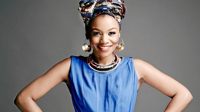 Revlon announces Bonang Matheba will be the first South African face of the brand (June 13).
