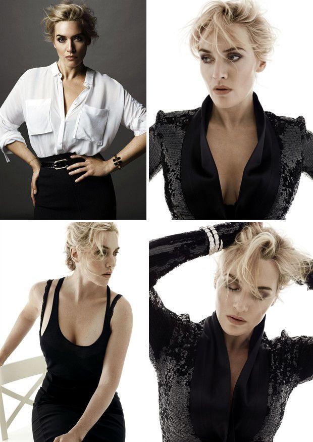 Kate Winslet - Vanity Fair Italia by Rafael Stahelin, June 2012