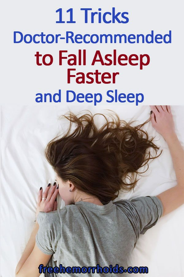 11 Doctor Recommended Tricks To Fall Asleep Faster And Deep Sleep