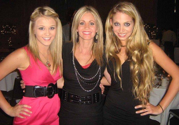 Irlene Mandrell with her daughters Christina & Vanessa ...