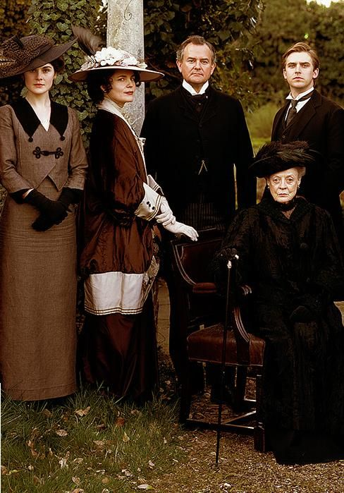 More Downton Abbey photos here:  http://mylusciouslife.com/historical-style-downton-abbey-photos/
