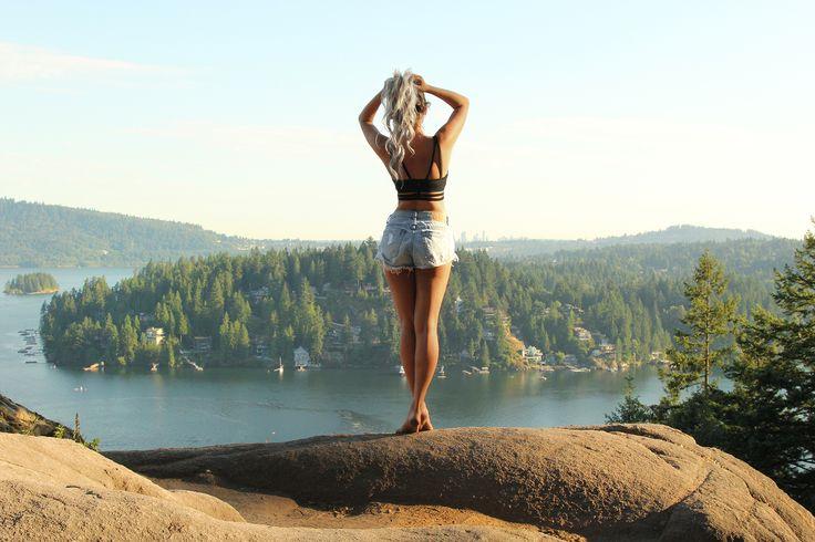 Quarry Rock | Adventures with Samantha & Arrow — midrange