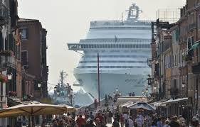Venezia crocere