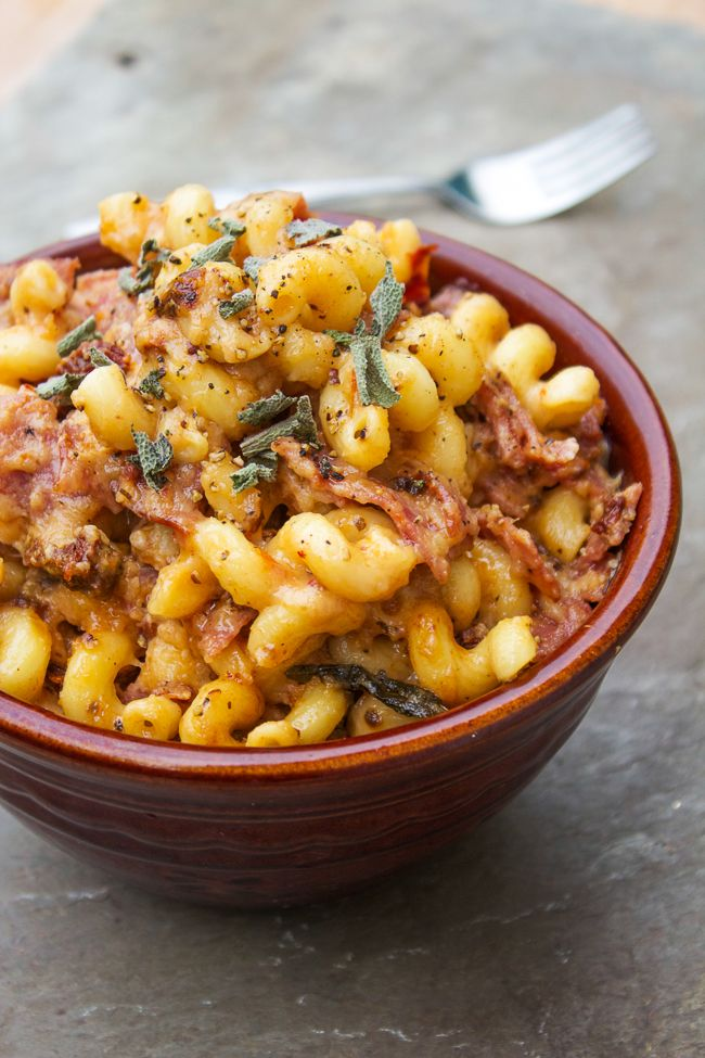 Italian Mac  Cheese