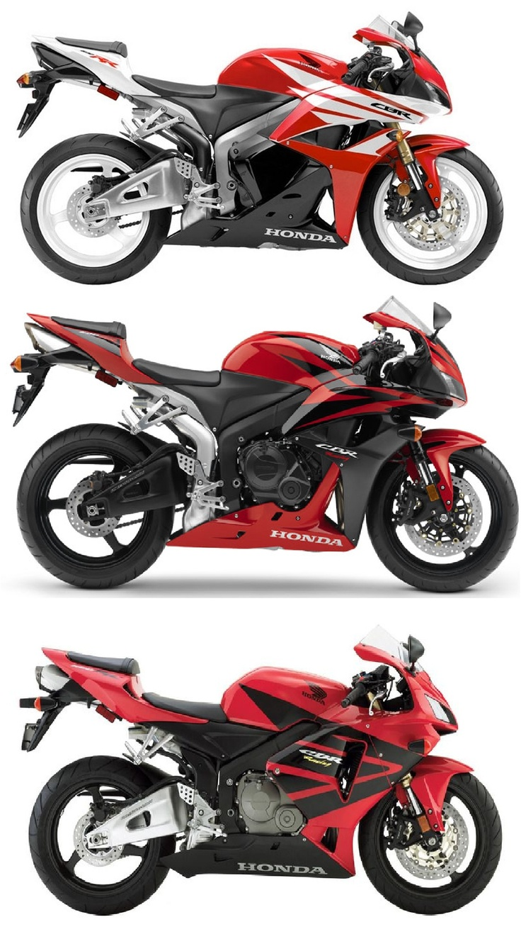 A 2012 CBR 600 RR or a 2008 CBR 600RR + refurbish + performance upgrade + a CBR 600RR 2005. You could wait for the 2013 CBR 600RR unless you have seen it.