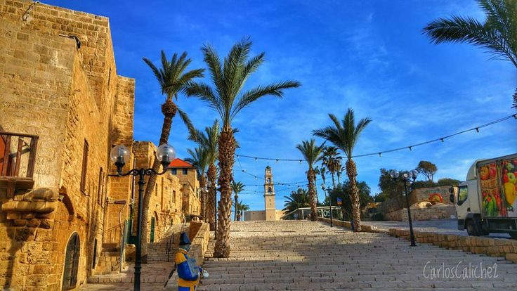 Ascensión  #ascent       #scale #Goup #church #palms ##housesimon #sun #sunsets #old #road #israel #religion #travel #travelphotography #travelling #mytravel #myphotography