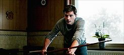 Meet Fifty Shades Continued: CHAPTER 40 - BALL PLAY. Jamie Dornan as Christian Grey.