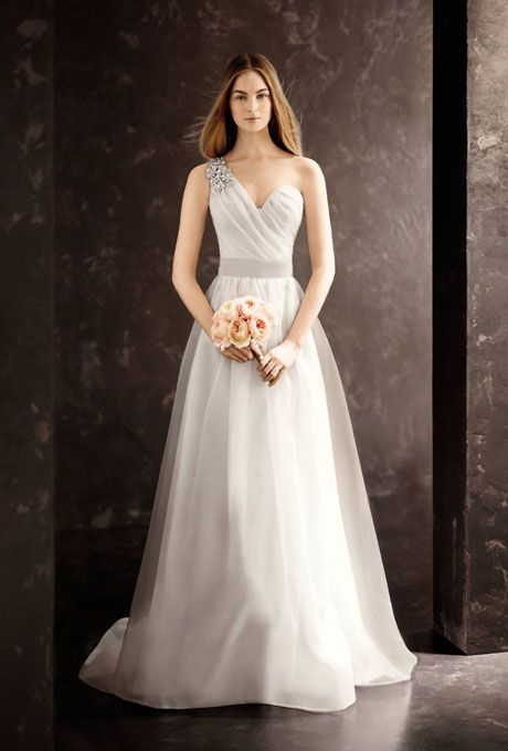 Nice Brides Wedding Dresses We Love For Under This glam gown us corset