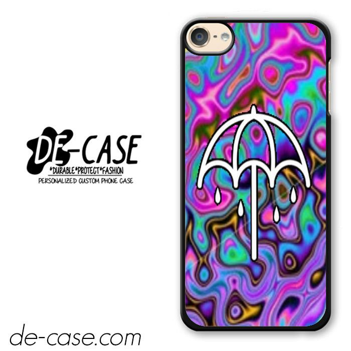 Bring Me To The horizon Umbrella BMTH That Is The Spirit DEAL-2119 Apple Phonecase Cover For Ipod Touch 6