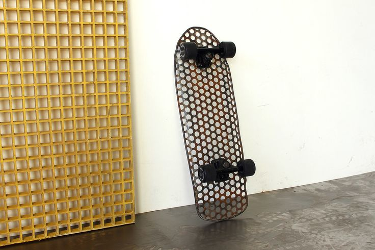 "Perf Steel ""Bart"" Skateboard from RAD"