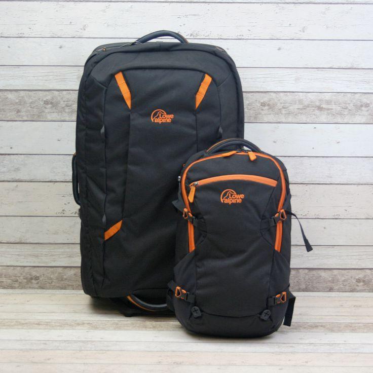 Explorer 70+30L Wheeled Backpack | Lowe Alpine | Travel Packs