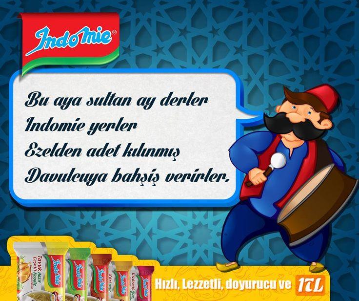 Indomie'den Maniler... #ramazan #oruç #indomie #indomietürkiye #indomienoodle #noodle #mani #maniler