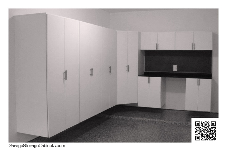 Wall cabinets for your garage or hobby room. We make storage cabinets of that will fit your custom space.