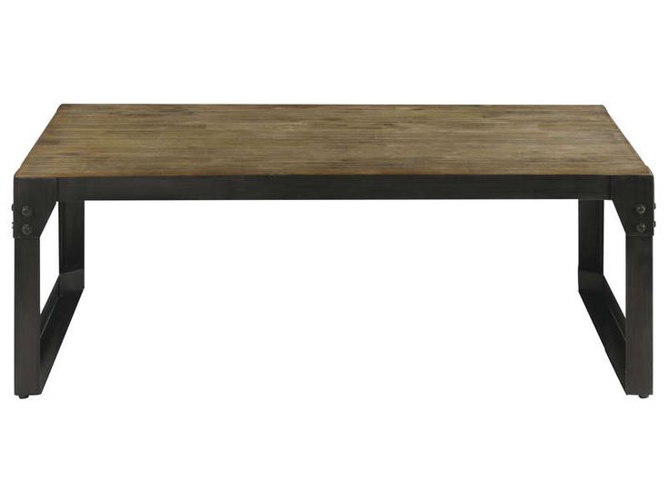 Table basse rectangulaire more table basse conforama for Table basse scandinave conforama