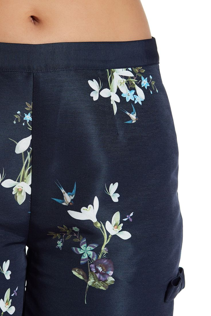 Anthia Floral Print Shorts by Ted Baker London on @nordstrom_rack