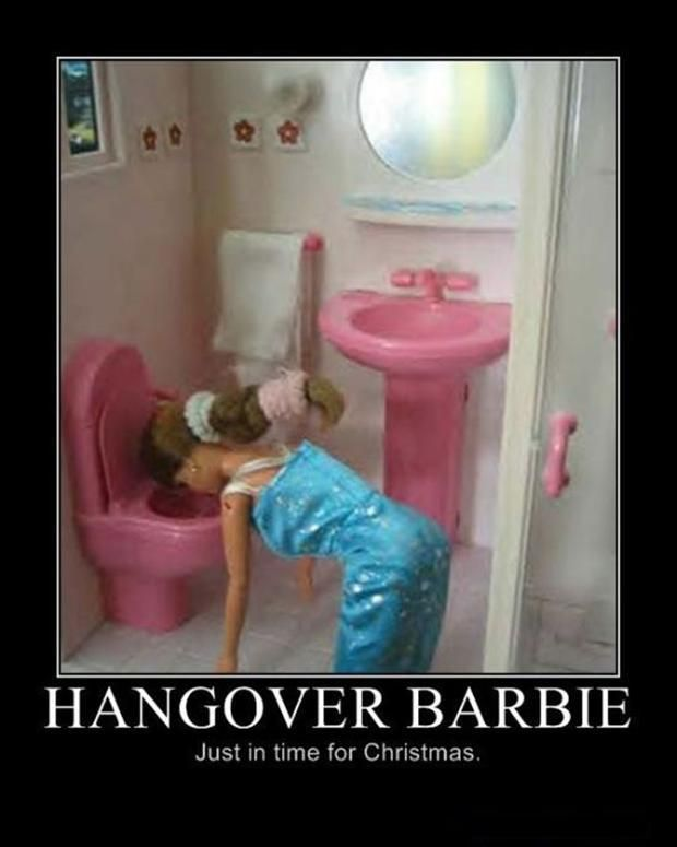 funny hangover cartoons | Dump A Day Funny Christmas Pictures - 30 Pics