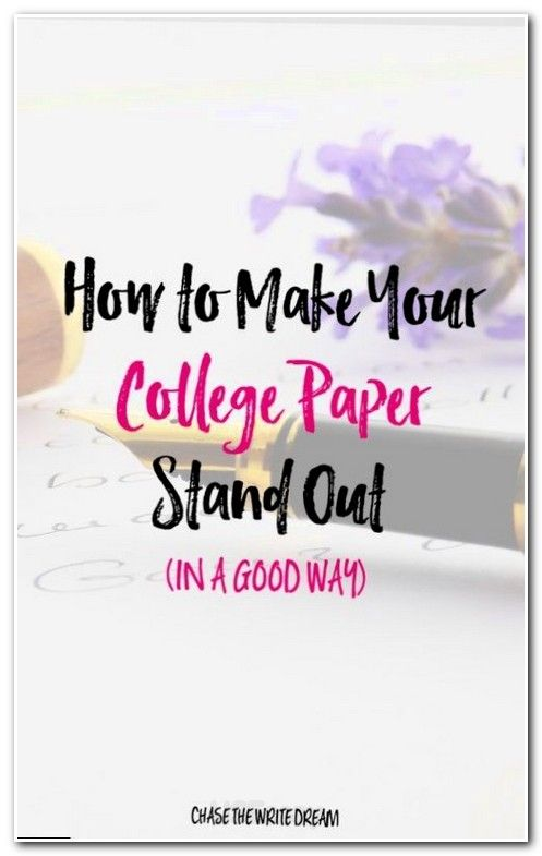 College term paper for sale