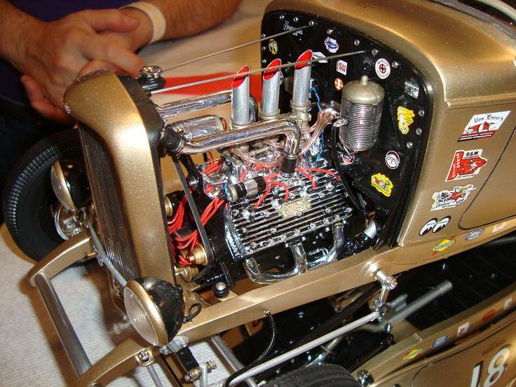 43 Best Model Car Engines Images On Pinterest Scale Models Car
