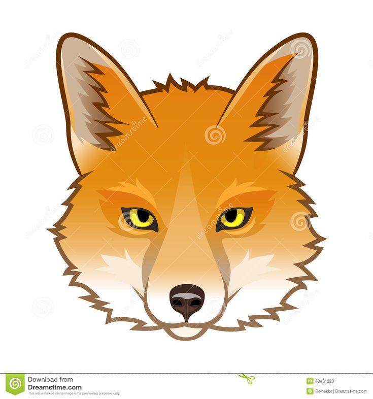 Fox Face Line Drawing : Počet nejlepších obrázků na téma fox siluets graphic
