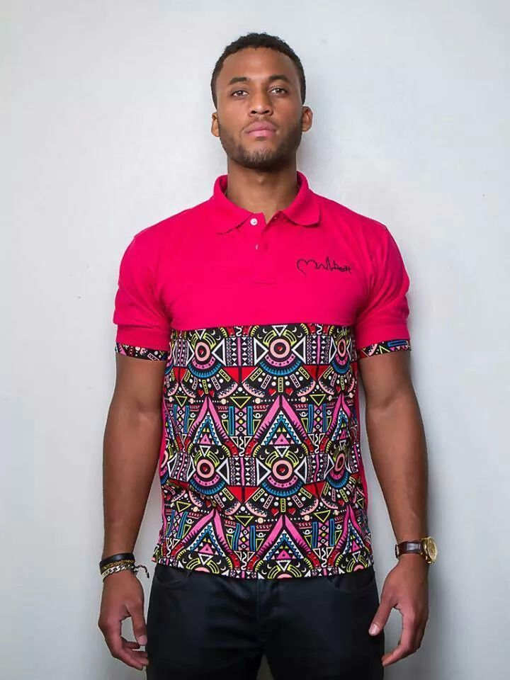 Cool African fashion http://patwhelton.com
