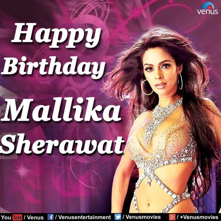 Wishing The Gorgeous @mallikasherawat a Very #HappyBirthday! Enjoy #MallikaSherawat #Best #Bollywood #Songs :http://bit.ly/2emDWAN  #Venus