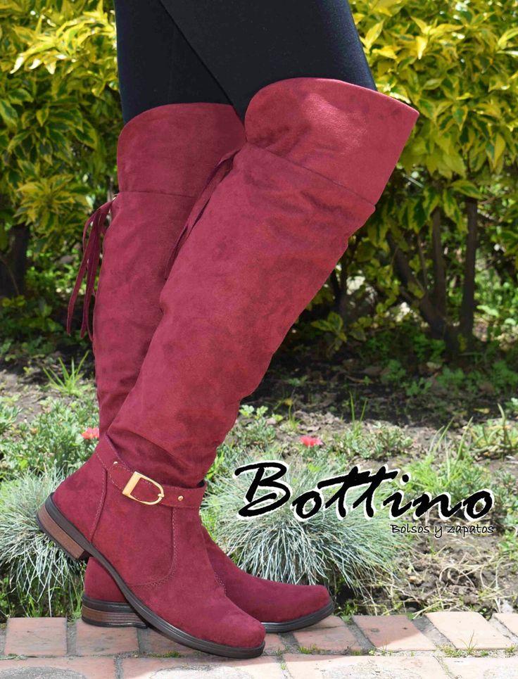 ¡Botas Extra Largas!  #CompraColombiano #YoUsoBottino #botas #largas #modafemenina #mujer #zapatos #moda #Colombia