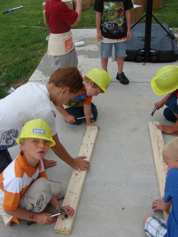 Construction party Birthday Party Ideas | Photo 28 of 36