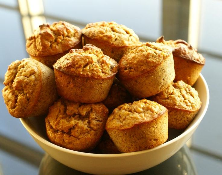 Zucchini muffins made with almond flour - Caveman Gourmet