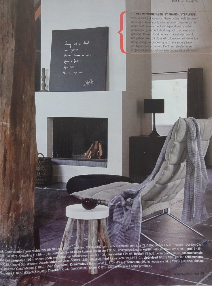1000 images about open haard on pinterest pop of color modern country style and fireplaces - Deco moderne open haard ...