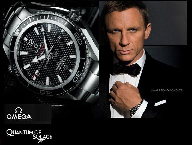 Montres Omega James Bond Prix