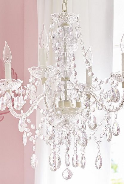 388 best chandeliers images on pinterest chandeliers chandelier today feels like a cottage kind of day nursery chandelierwhite chandelierchandelier lampsshabby chic aloadofball Gallery