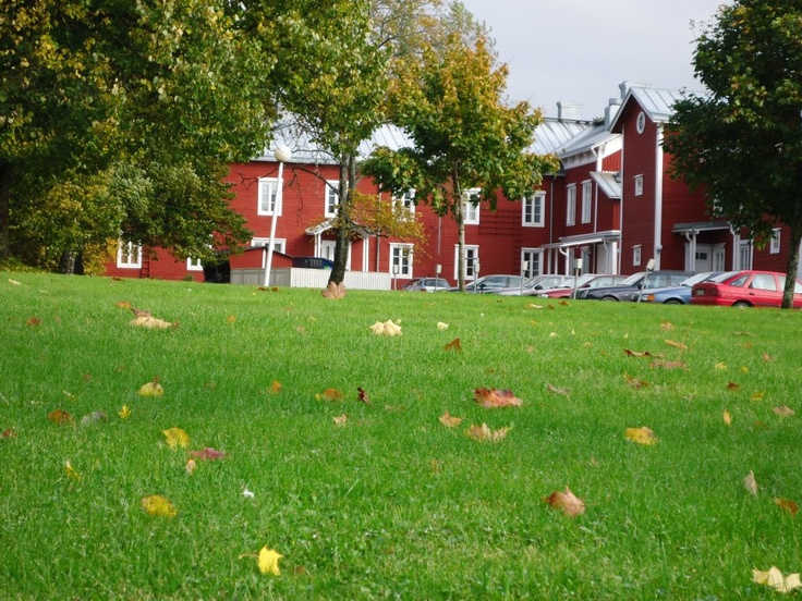 """""""Vaasan Yliopisto (University of Vaasa)"""", photographer: Pärviz Älizadä"""