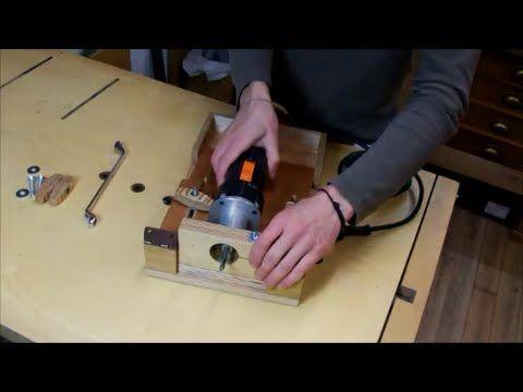 Fabricando la Sierra y Fresadora de Mesa Parte3 - YouTube