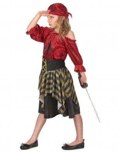 Déguisement pirate fille-1