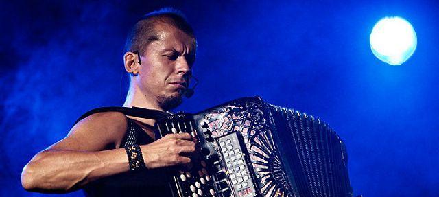 Kimmo Pohjonen, the bad boy of accordion, grows up but keeps attitude intact.