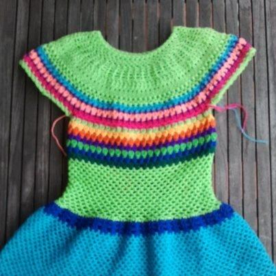 vestido adulto / adult dress
